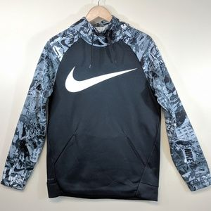 Nike Dri-Fit NY Photo Print Hoodie
